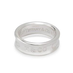 TIFFANY & CO. 1837 Contour Ring